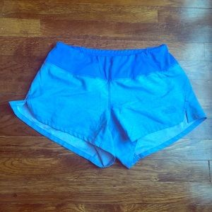The North Face trail gym shorts